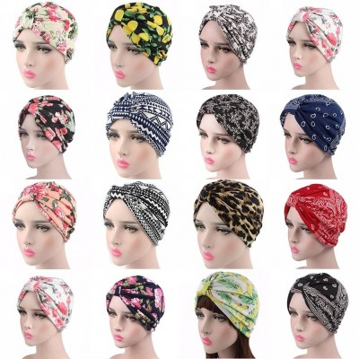 Elegant 's Floral Cancer Hat Chemo Cap Head Wrap Hair Head Scarf Turban UH  eb-65417551
