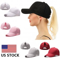 Summer Ponytail Baseball Cap Mujer Highgrade Hat Snapback Sport Caps Adjustable  eb-54337730