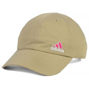 ADIDAS  's Squad Relaxed Fit Athletic Climalite Adjustable Hat Cap KHAKI  eb-92889448
