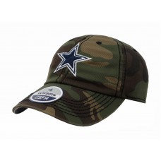 COWBOYS NFL Dallas Camolocity Camo Green Adjustable Strapback Cap Adult Hombre Hat 767695919559 eb-45997043