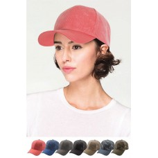 ScarvesMe C.C Cotton Distressed Baseball Cap  eb-35696373