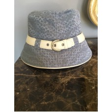 COACH  Baby Blue Signature Bucket Hat P/S NWT  eb-68275152