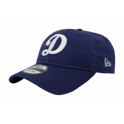 NEW ERA 9Twenty MLB LA Dodgers D Core Classic Adjustable Strap Cap Woman Hat  eb-66629093