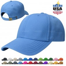 Constructed Baseball Cap Hat Cotton Adjustable Polo Style Plain Solid Hombres Mujer  eb-47489686