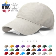 Polo Style Baseball Cap Ball Dad Hat Adjustable Visor Solid Washed Cotton Hombres  eb-93647574