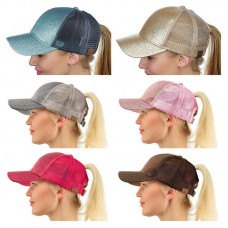 Sun Sport Caps Beautiful Ponytail Cap Sunhat Mujer Mesh Bun Hat Baseball Hats  eb-22897366