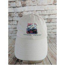 Mount Rainier National Park pink Baseball Cap Hat embroidered adjustable  eb-42400966